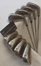 GENTS RIGHT HAND TAYLORMADE BURNER TOUR IRONS  REFURBISHED