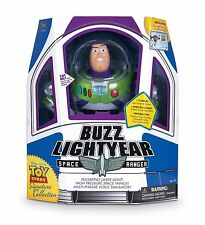 UFFICIALE Toy Story Signature Collection Buzz Lightyear Bambola-Libero & veloce consegna