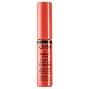 BLG06 - PEACH COBBLER NYX Butter Lip Gloss Brand New in Packaging