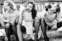 Vintage Risque Photo 202 Oddleys Strange & Bizarre