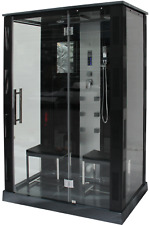Infrarot-Dampf-Dusche-Infrarotkabine-Dampfdusche-Dusche-Wärmekabine-IDD-145A