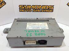 2007 - 2012 SAAB 93 9-3 RADIO AUDIO AMP AMPLIFIER  P/N:  12773377