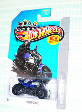 2013 Hot Wheels HW City Ducati Diavel #9/250  GTL2