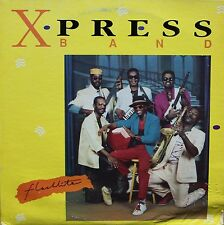 "Vinyle 33T X-Press Band ""Flashlite"""