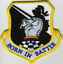 347th Rescue Wing, Moody AFB, GA - Born in Battle BC Patch Cat No C6459
