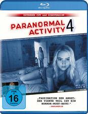 Blu-ray *  PARANORMAL ACTIVITY 4 (EXTENDED CUT) # NEU OVP +