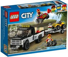 2017 LEGO CITY ATV RACE TEAM 60148, NIB, RETIRED, GREAT GIFT!!