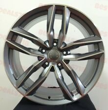 "4 New 17"" Wheels Rims for Audi S3 S4 S6 A3 A4 A6 Q3 TT - 5275"