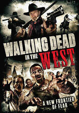 Walking Dead in the West (DVD) Cowboys vs. Zombies BRAND NEW