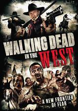 Walking Dead in the West (DVD, 2016) SKU 4004