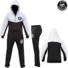 Sweats, polaires et hoodies de fitness noir polaire pour homme