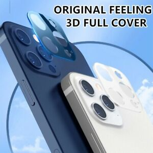 9H Camera Lens Protector For iPhone 11,12 Pro MAX Candy Tempered Glass Cover