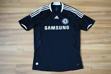 SIZE MEDIUM CHELSEA 2008-2009 AWAY FOOTBALL SOCCER SHIRT JERSEY MAGLIA CAMISETA
