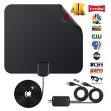 Nouvelles version 2018 Antenne TV HD digital pour intérieur amplificateur signal
