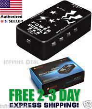 JOYO JP-01 Guitar Effects Pedal Power Supply 1 Pedal Chain 9V 18V USA Dealer