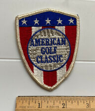 American Golf Classic PGA Tour Firestone Country Club Akron OH Embroidered Patch