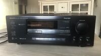 Onkyo A-SV620 Audio Video Control Amplifier Cleaned Tested CD Tuner Pro Logic