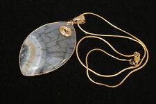 Marquise Stone Costume Necklaces & Pendants