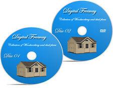 D.I. Y-per tettoie & piani di lavorazione del legno-Toys-furniture-Mobili per giardinaggio-on 2 CD.