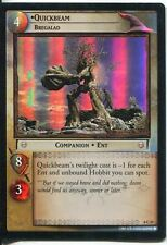 Lord Of The Rings CCG Foil Card EoF 6.C33 Quickbeam, Bregalad