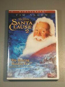 The Santa Clause 2 (DVD, 2003, Widescreen) Elizabeth Mitchell, Tim Allen Good