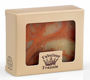 BAY RUM Herbal Soap Bar made with 100% Pure Essential Oils Fabulous Frannie