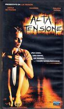 Alta tensione (2005) VHS Eagle - Luc Besson Cecile De France Maiween  UNICA