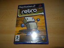 rétro (8 jeux) ARCADE CLASSICS PS2 GB version PAL scellé