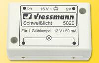 Viessmann 5020 H0 elektrisches Schweißlicht
