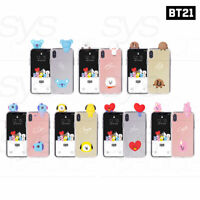 BTS BT21 Official Authentic Goods Mirror Bbakkom Case By Casegallery + Tracking#