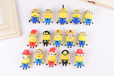 SuperCute Custom NUOVO CATTIVISSIMO ME MINION 32GB USB Stick Penna Flash Drive