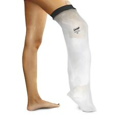 Limbo Half Leg Waterproof Cast & Dressing Protector - Reusable Shower Bath Cover