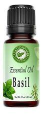 Basil Essential Oil 15ml (.5 oz) - Basil Oil 100% Pure- Albahaca Aceite Esencial