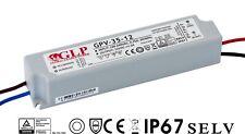 GPV-35-12 36 Watt - 12 Volt LED Trafo Treiber Netzteil IP67 Wasserfest