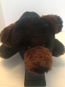 1984 The Vermont Teddy Bear Co. Tan Classic Limited Edition Teddy Black HTF Rare