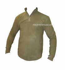 BRITISH ARMY THERMAL UNDERSHIRT - LIGHT OLIVE - PCS -170/90 - ZE4121
