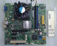 Foxconn G41 LGA 775 MOTHERBOARD + CORE2 DUO 3.06 Ghz + 2GB RAM COMBO+INTEL FAN