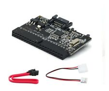 2 Way IDE To SATA or SATA To IDE Converter Adapter + Free SATA & Power Cables