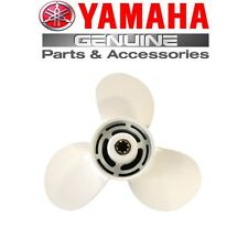 "Yamaha Genuine Outboard Propeller 8 - 20 HP High Thrust (Type J) (9.75"" x 6.5"")"