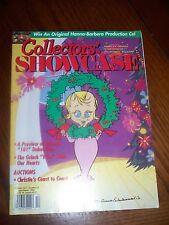 1996 DECEMBER COLLECTORS SHOWCASE MAGAZINE