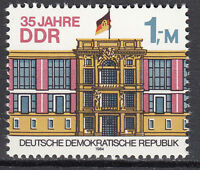 DDR 1984 Mi. Nr. 2890 aus Block 77 Postfrisch ** MNH