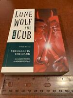 Lone Wolf And Cub Volume 26 Struggle In The Dark English Manga FREE SHIPPING
