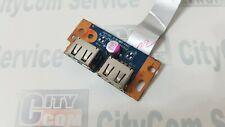 Toshiba Satellite L500 L505 L550 GENUINE USB Board w/Cable LS-4972P