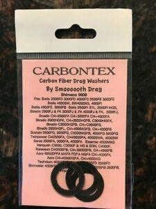 SHIMANO Carbontex Drag Washers Stella 2500, 3000 & 4000