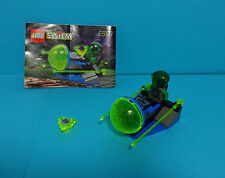 LEGO Space, Insectoids ~ Bug Blaster (6903) & Manual