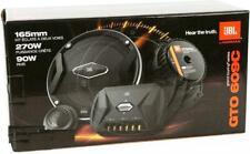 "JBL GTO609C Premium 6.5""  2-Way Component Speaker System BRAND NEW !!"