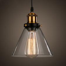 40w Retro Hängelampe Vintage leuchte Deckenlampe Pendelleuchte Industrie Design
