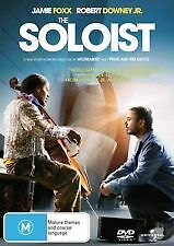 THE SOLOIST - BRAND NEW & SEALED DVD (ROBERT DOWNEY JR., JAMIE FOXX) REGION 4