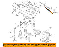 VW VOLKSWAGEN OEM 06-10 Passat Windshiled Wiper-Front Arm 3C1955410B