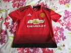 Manchester United Home Shirt 2018-19 age 9/10 yrs